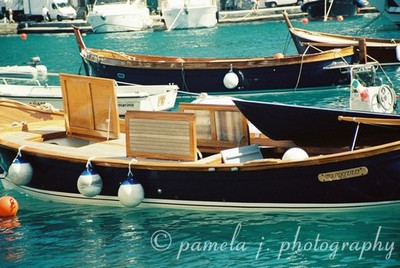 Early 20th Century Wooden Boats by Pamela J. Fall